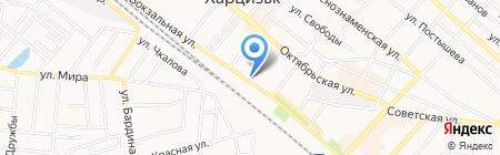 Спорттовары на карте Харцызска