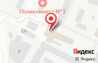 Схема проезда до компании Гуд-Инвест Групп в Сергиевом Посаде