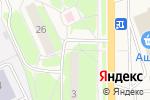 Схема проезда до компании Детская поликлиника в Красноармейске