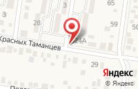 Схема проезда до компании Хали Гали в Абинске