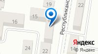 Компания Сладкая леди на карте
