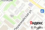 Схема проезда до компании Сувенир, магазин, ЧП Матвей Е.М. в Харцызске