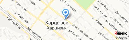 Престиж на карте Харцызска