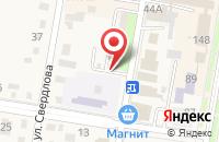 Схема проезда до компании Швейная мастерская в Абинске