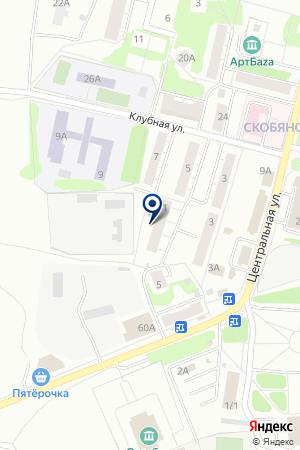 ПТФ КУРАНТ на карте Сергиева Посада