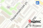 Схема проезда до компании Еленовская мука в Харцызске
