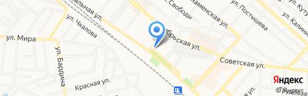 Мебель салон на карте Харцызска