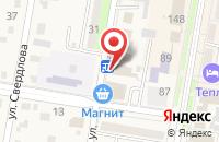Схема проезда до компании Ломбард Южный Экспресс в Абинске