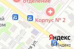 Схема проезда до компании Акваточка в Харцызске