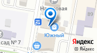 Компания Южный на карте