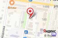 Схема проезда до компании Автоматизация и сервис в Абинске