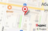 Схема проезда до компании Творческая мастерская по изготовлению дизайнерских элементов в Абинске