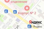Схема проезда до компании Карамель в Харцызске