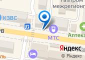 Массажный кабинет Арсенова А.И. на карте