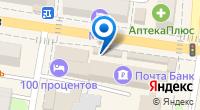 Компания Цветы на карте