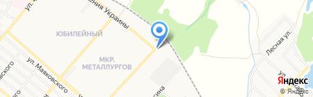 АвтоПасТранс на карте Харцызска