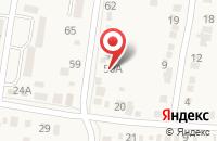Схема проезда до компании Отдел судебных приставов по г. Абинску в Абинске