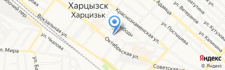 Автошкола на карте Харцызска