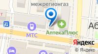 Компания Крокус на карте