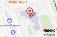 Схема проезда до компании Свердловская средняя общеобразовательная школа №2 в Свердловском