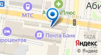 Компания Лакомка на карте