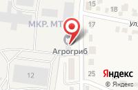 Схема проезда до компании МК-Центр в Узловой