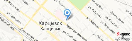 Реквием на карте Харцызска