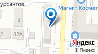 Компания Котофей на карте
