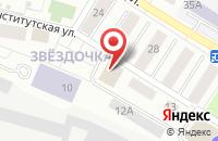 Схема проезда до компании Экспо Стар в Сергиевом Посаде
