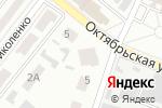 Схема проезда до компании Харцызские электрические сети, ПАО ДОНЕЦКОБЛЭНЕРГО в Харцызске