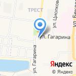 Управление Городского Хозяйства на карте Узловой