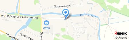 Rustyle fashion на карте Аничкова