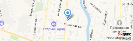 Электромир на карте Абинска