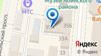 Компания Отдел Управления Федеральной службы государственной регистрации кадастра и картографии на карте