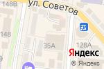 Схема проезда до компании Отдел управления Федеральной службы государственной регистрации кадастра и картографии в Абинске
