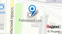 Компания Анкор на карте