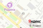 Схема проезда до компании Харцызский городской отдел в Харцызске