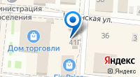 Компания Домашние сети на карте