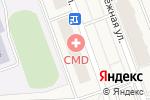 Схема проезда до компании Планета Здоровья в Свердловском