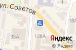 Схема проезда до компании Управление образования в Абинске
