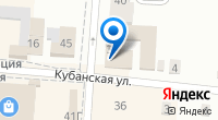 Компания Карамель на карте
