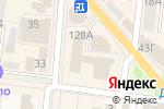 Схема проезда до компании Смешные цены в Абинске