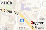 Схема проезда до компании Магазин сезонной одежды в Абинске