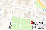 Схема проезда до компании Абинский культурно-досуговый центр в Абинске