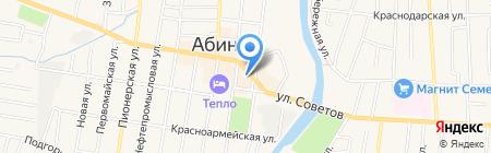 Гармония на карте Абинска