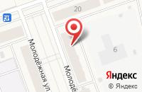 Схема проезда до компании Лукино-Варино в Свердловском