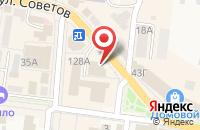 Схема проезда до компании Школа английского языка в Абинске