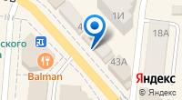 Компания В центре на карте