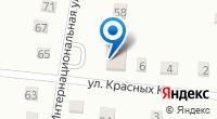 Компания Раут на карте