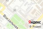 Схема проезда до компании Эталон, компания по заказу легкового транспорта в Харцызске
